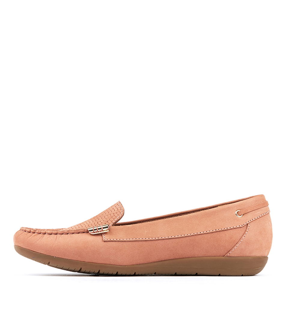 Buy Supersoft France Rose Flats online with free shipping