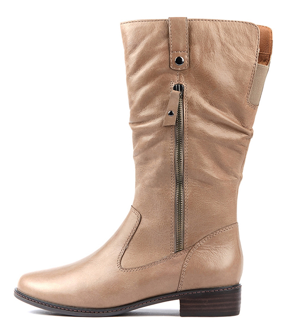 Buy Supersoft Pinto Su Oatmeal Calf Boots online with free shipping