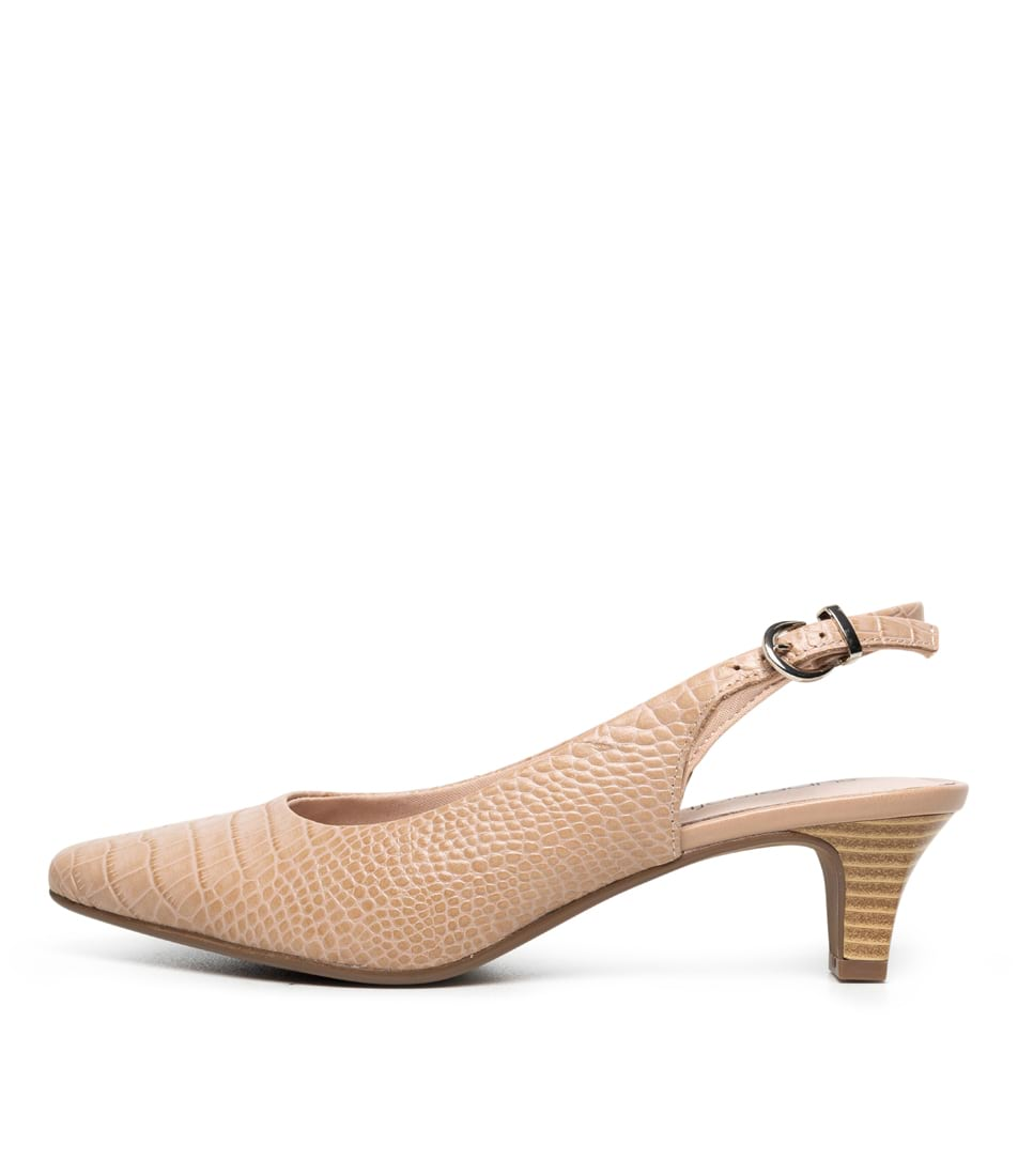 Buy Supersoft Linden2 Nude HIgh Heels Shoes online with free shipping