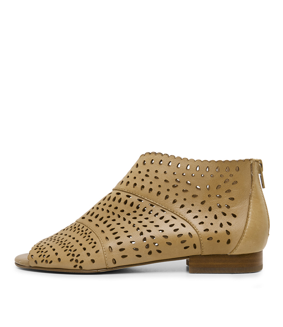 Buy Supersoft Elmore Su Tan Flats online with free shipping