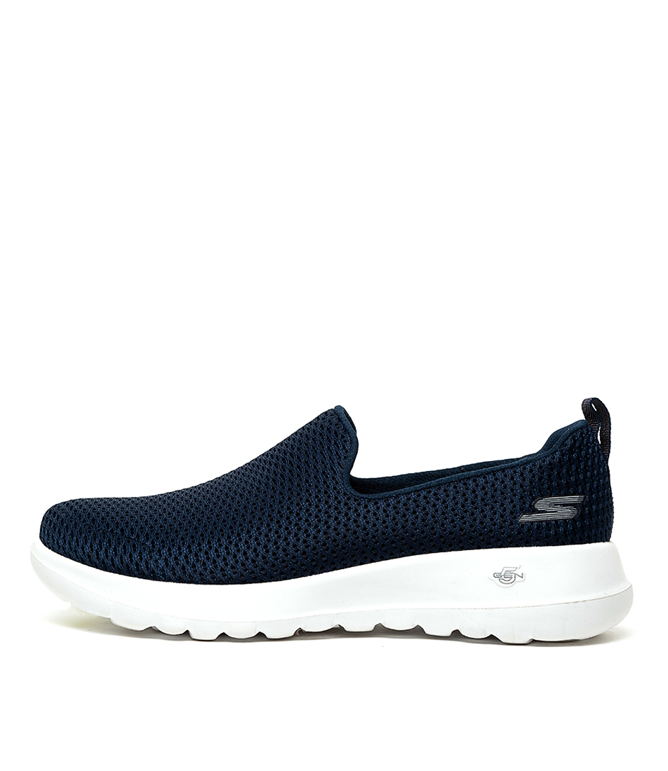 Buy Skechers 15600 Go Walk Joy Navy Sneakers online with free shipping