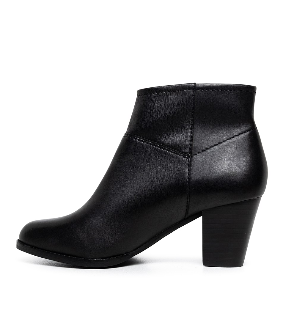 Buy Diana Ferrari Lovington Df Black Ankle Boots online with free shipping