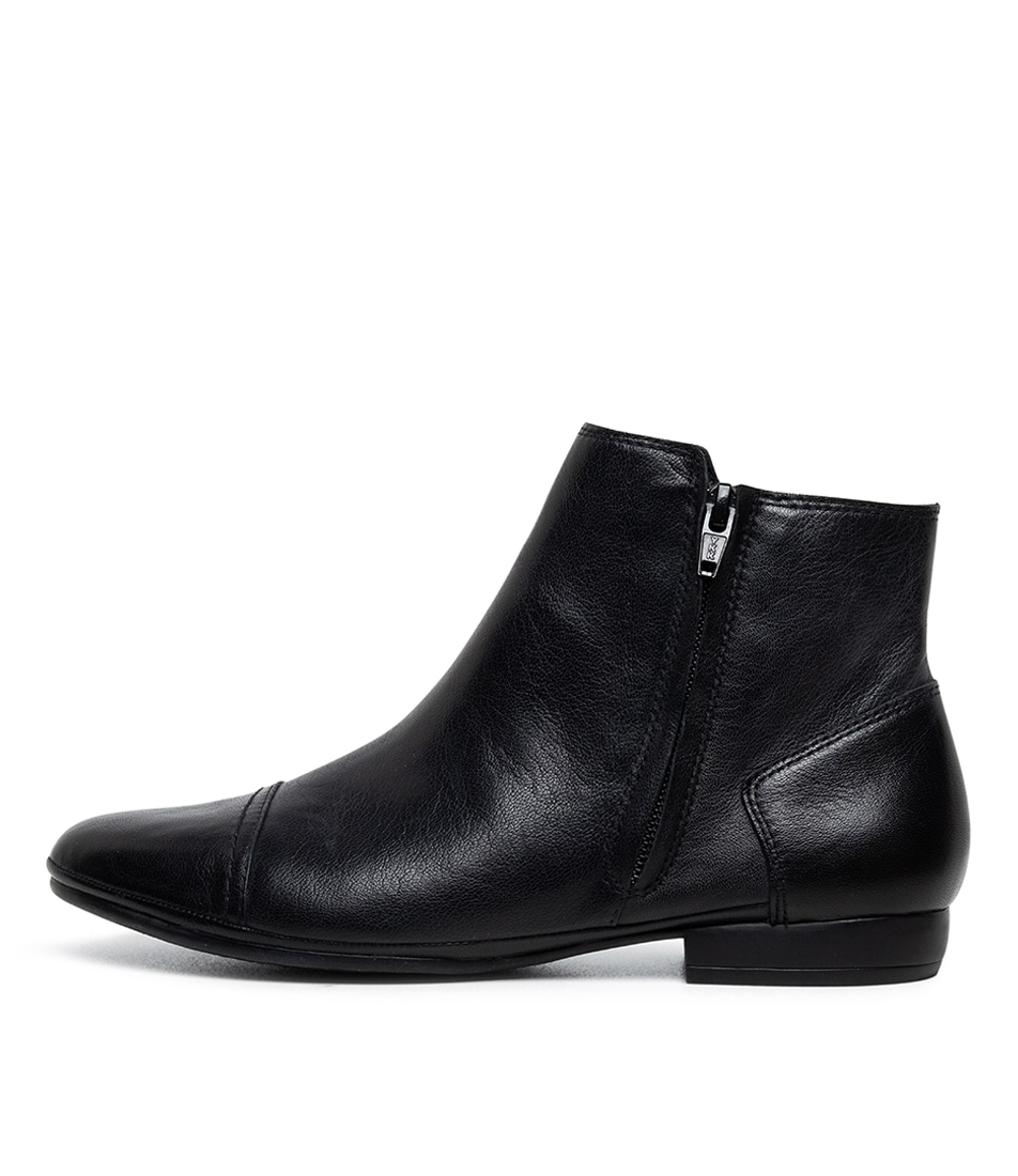 Buy Diana Ferrari Orville Df Black E Ankle Boots online with free shipping
