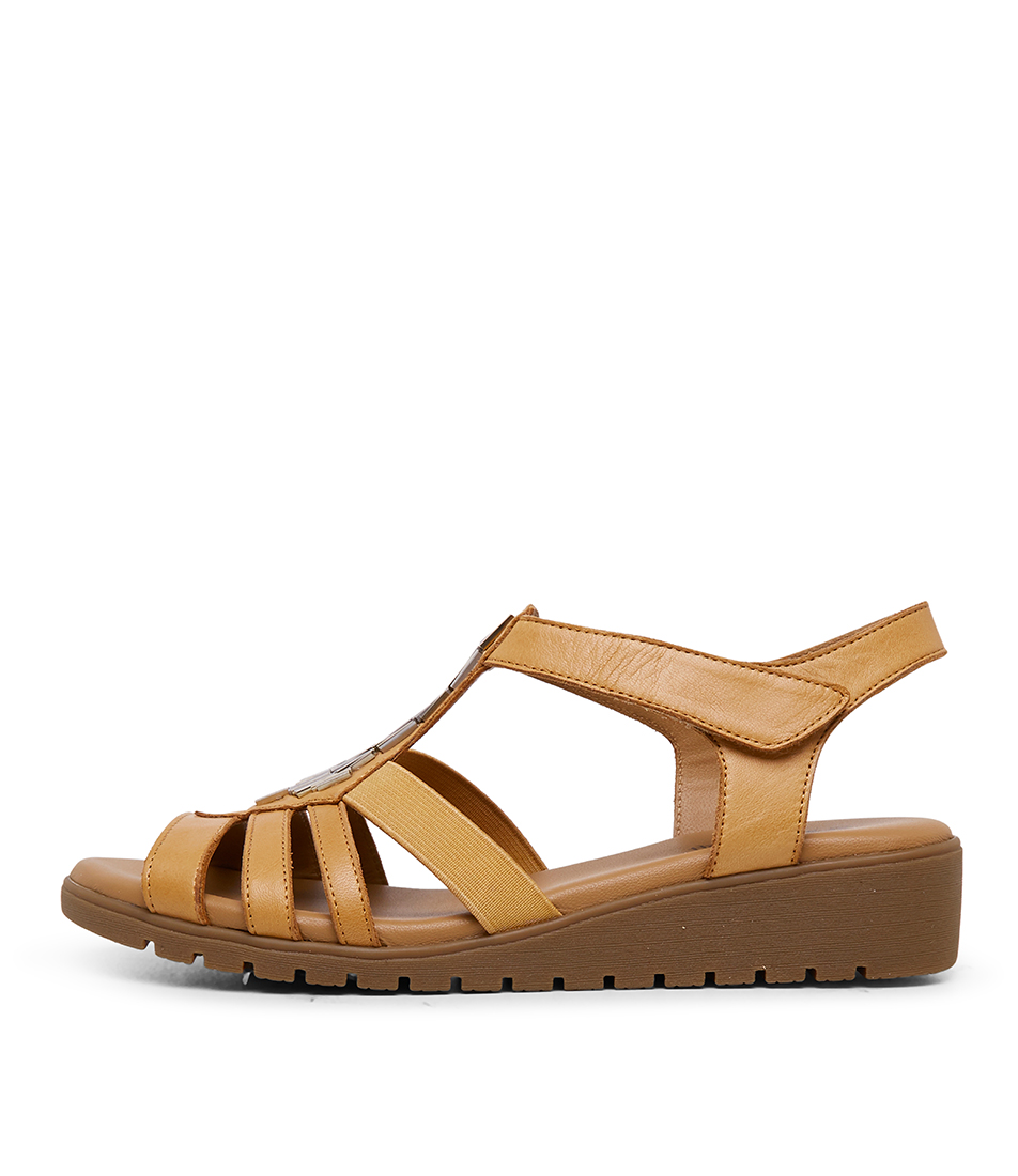 Buy Supersoft Hutchins Su Tan Heeled Sandals online with free shipping