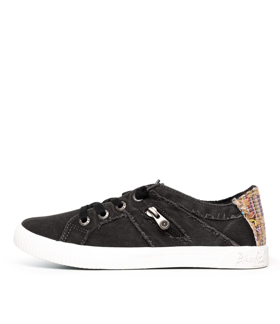 Buy Blowfish Fruit Black Smoked Sneakers online with free shipping