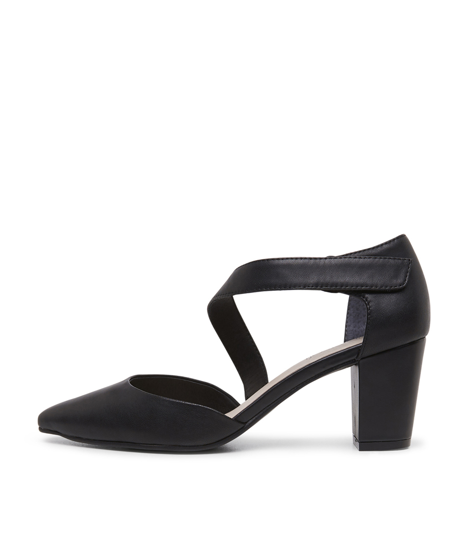 Buy Supersoft Nino Su Black High Heels online with free shipping
