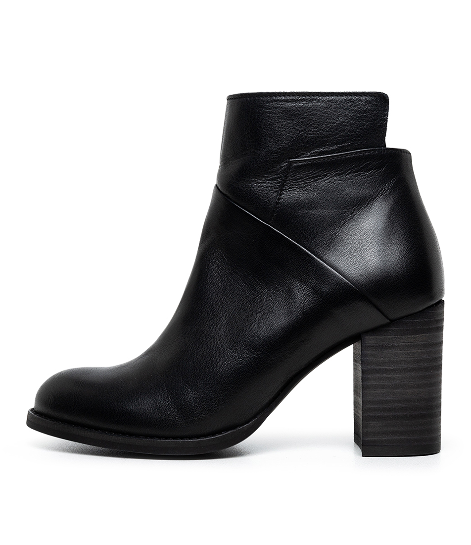 Buy Diana Ferrari Vancouver Df Black Ankle Boots online with free shipping