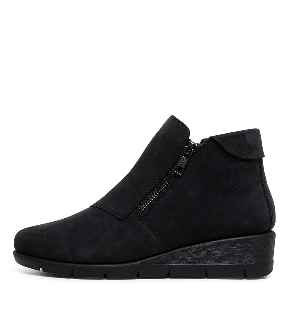 Buy Supersoft Moscato Su Charcoal Ankle Boots online with free shipping