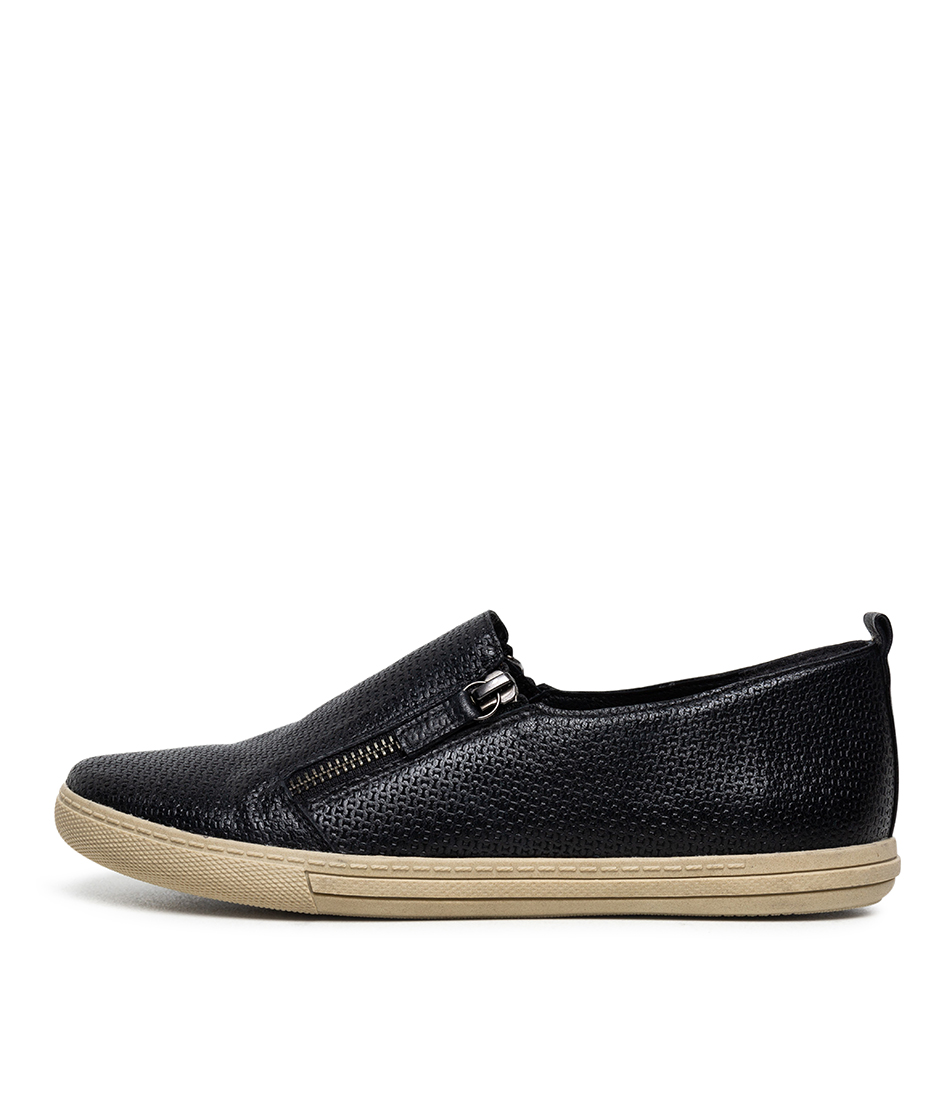 Buy Supersoft Aldis Su Black E Sneakers online with free shipping