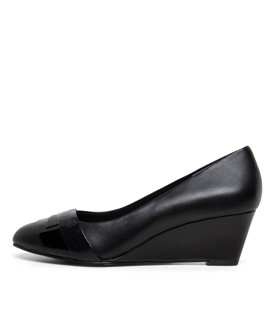 Buy Supersoft Christo Su Black Mix High Heels online with free shipping