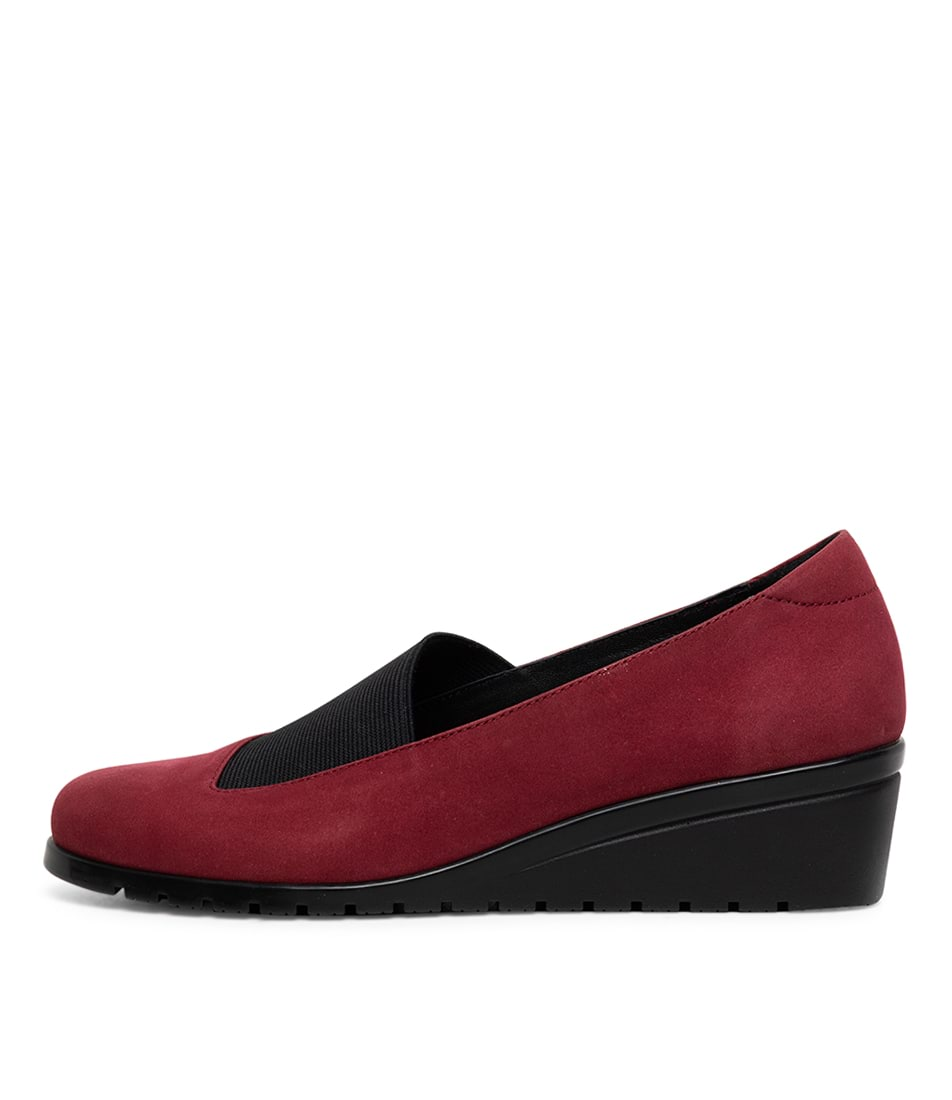 Buy Supersoft Serilda Su Red High Heels online with free shipping