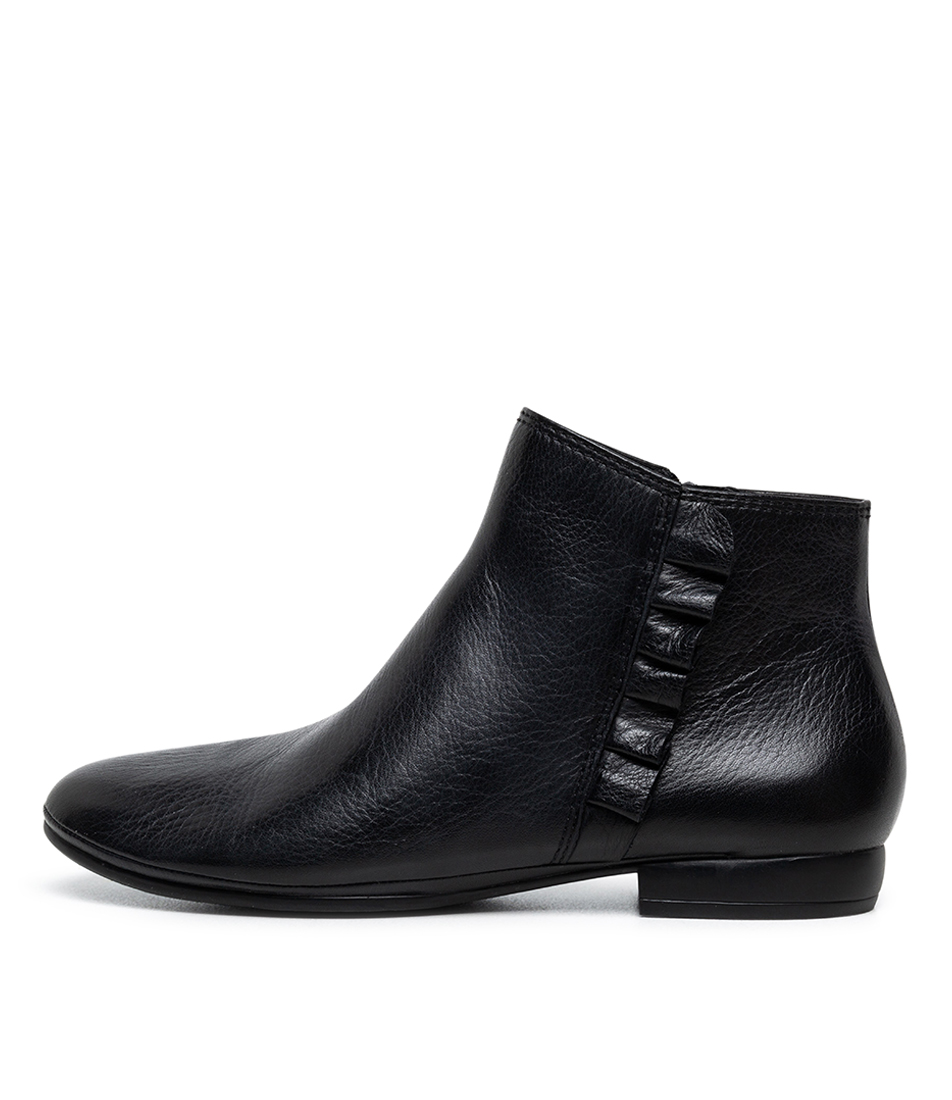 Buy Diana Ferrari Opra Df Black E Ankle Boots online with free shipping