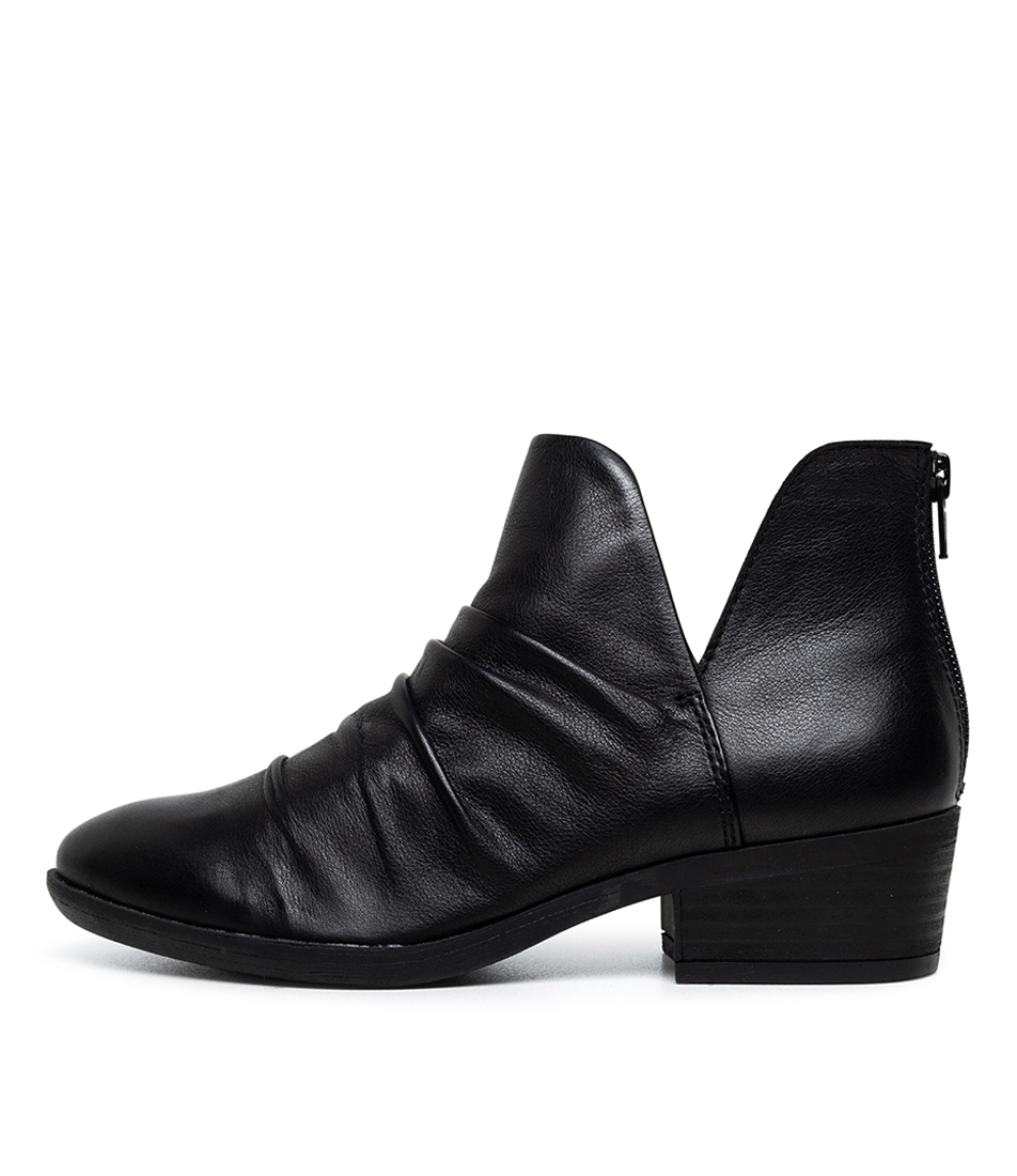 Buy Diana Ferrari Ziva Df Black E Ankle Boots online with free shipping