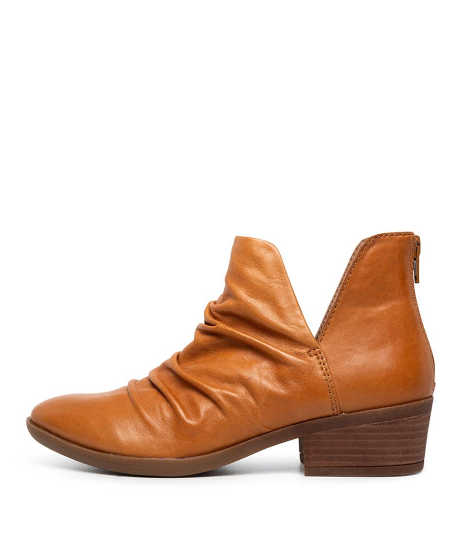 Buy Diana Ferrari Ziva Df Tan E Ankle Boots online with free shipping