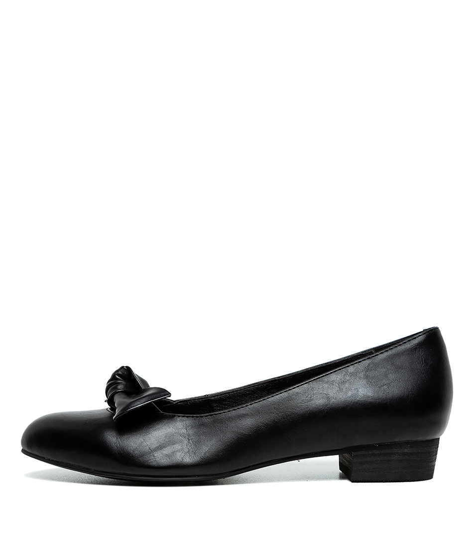 Buy I Love Billy Elinor Black Flats online with free shipping