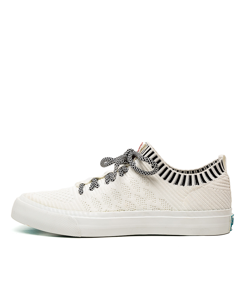 Buy Blowfish Mazaki Bw Off White Matrix Sneakers online with free shipping