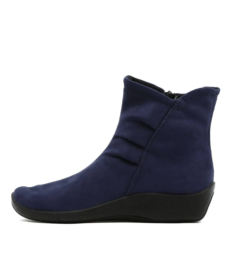 Arcopedico Natilda Denim Ankle Boots