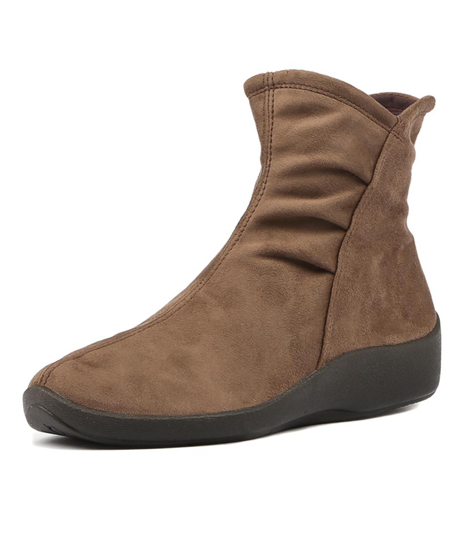 Arcopedico Natilda Taupe Ankle Boots