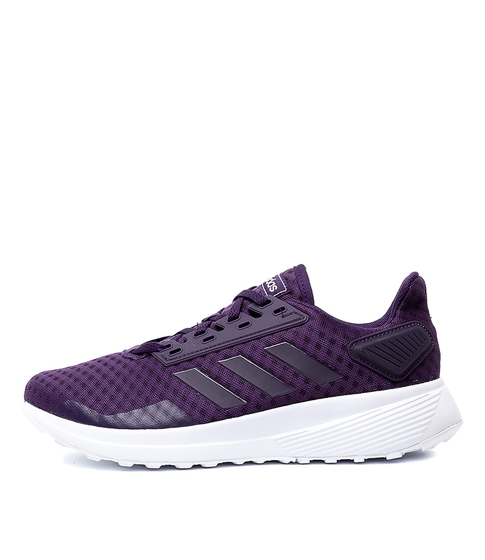 Buy Adidas Duramo 9 W Purple Purple Sneakers online with free shipping