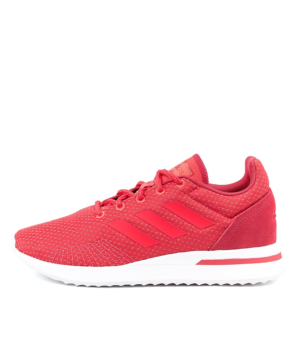 Buy Adidas Run70 S Pink White Sneakers online with free shipping