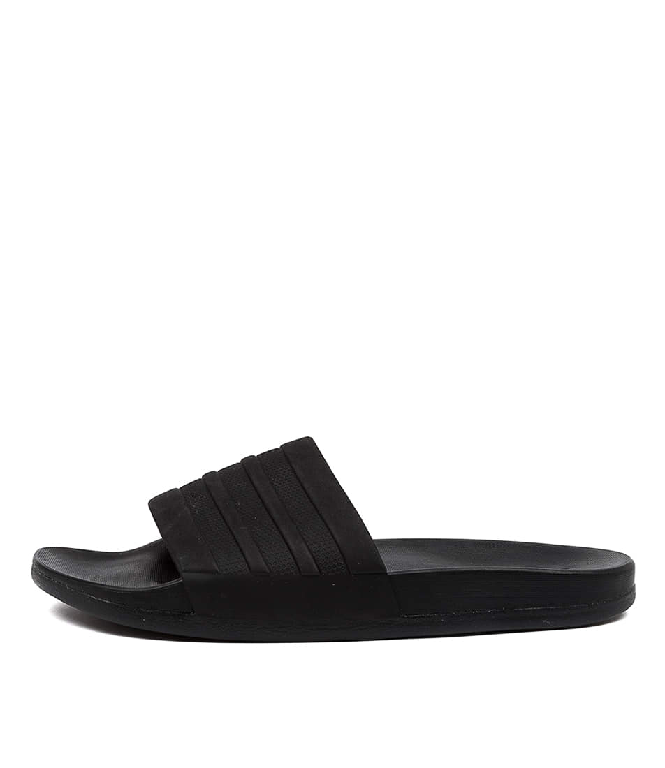 Buy Adidas Adilette Comfort W Black Bla Sandals online with free shipping
