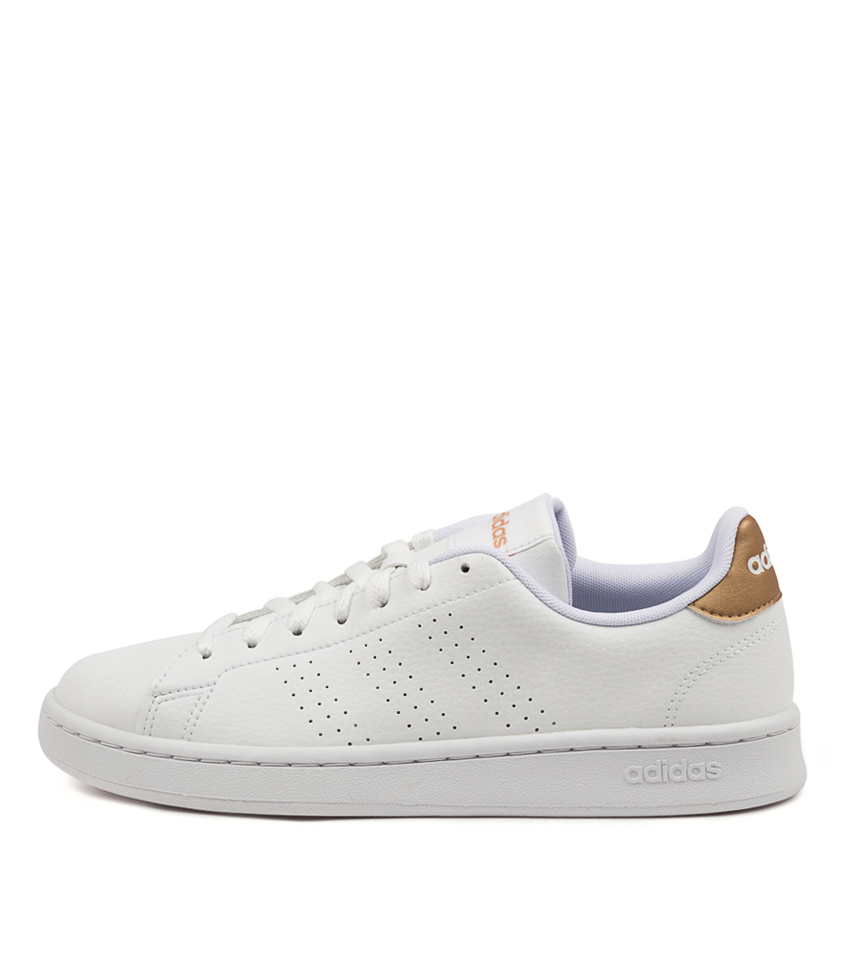 Buy Adidas Advantage W White White Copper Sneakers online with free shipping