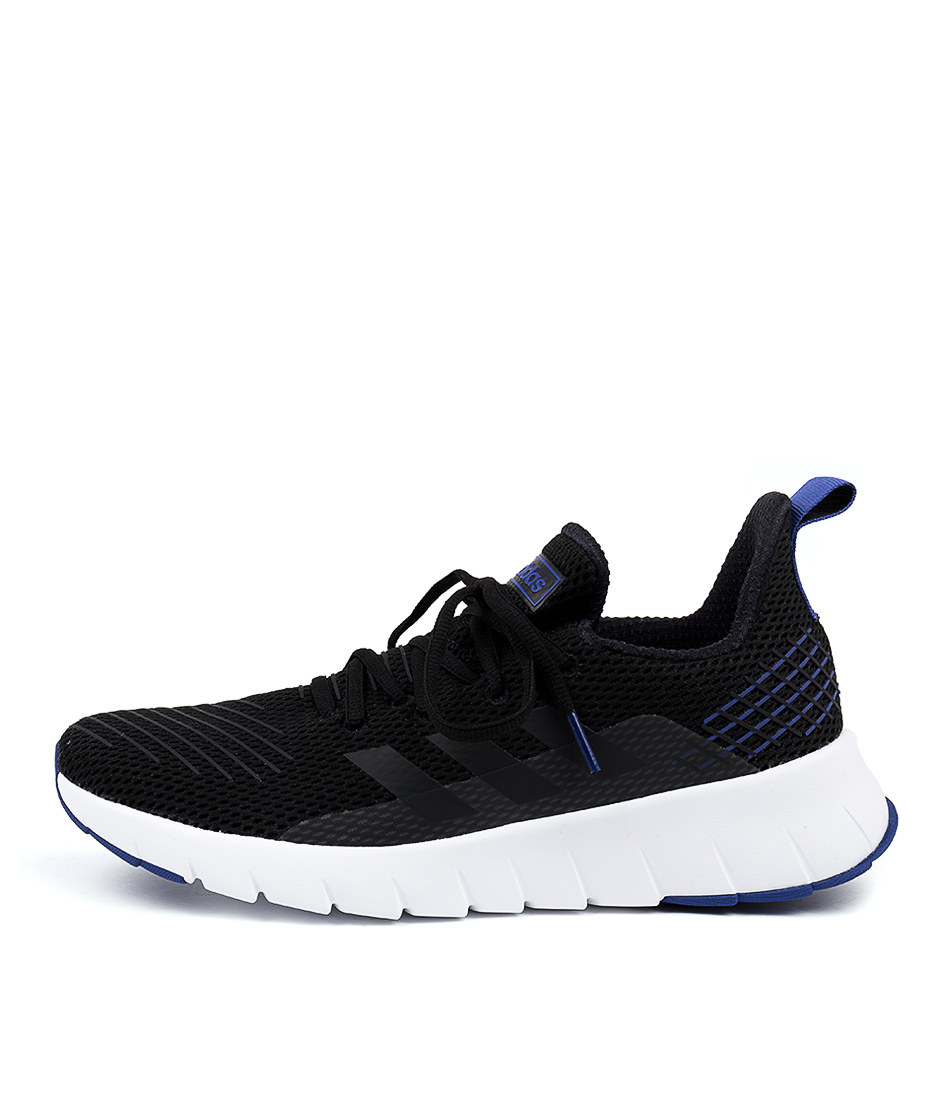 Buy Adidas Ozweego Run Black White Sneakers online with free shipping