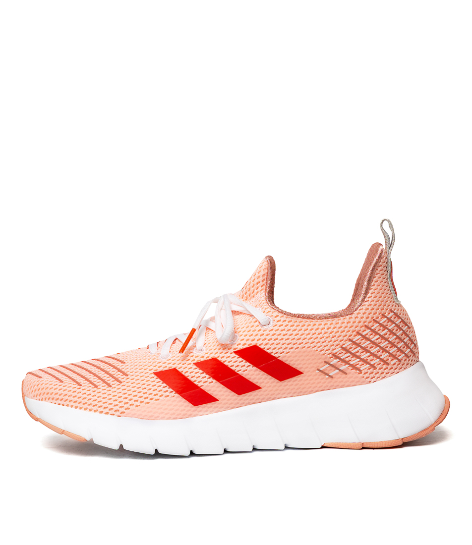 Buy Adidas Ozweego Run Orange Red Sneakers online with free shipping