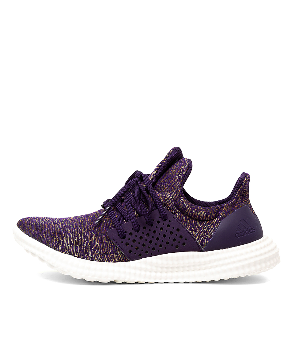 Buy Adidas Athletics 24/7 Tr Purple Grey Sneakers online with free shipping
