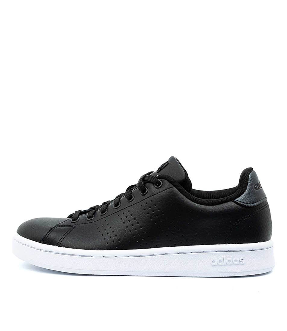 Buy Adidas Advantage W Black Blue Sneakers online with free shipping