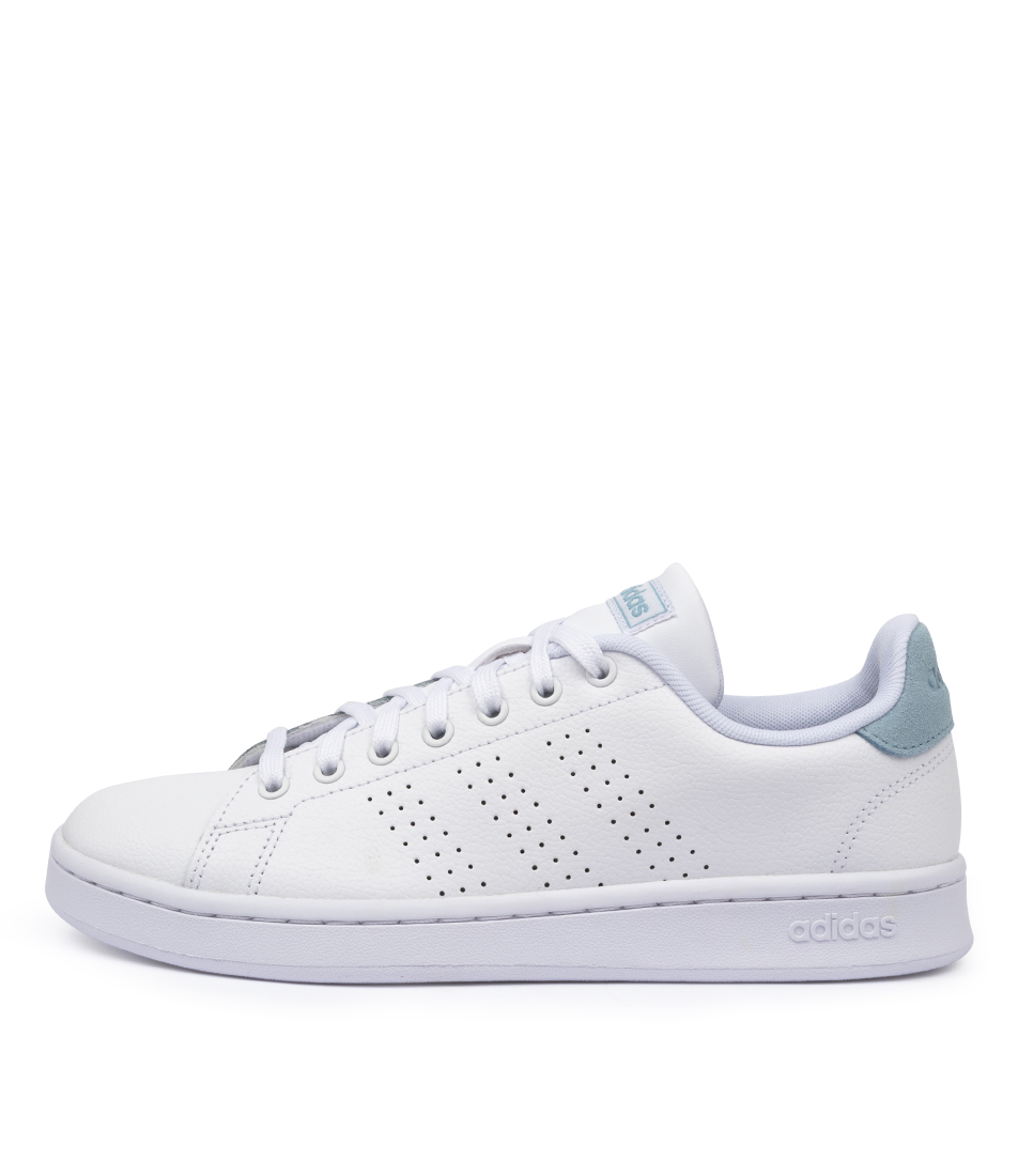 Buy Adidas Advantage W White Grey Sneakers online with free shipping