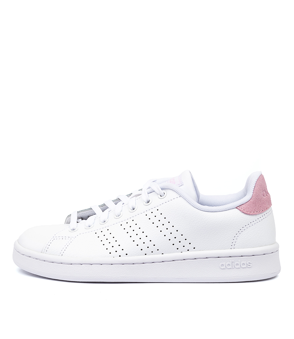 Buy Adidas Advantage W White Granite Sneakers online with free shipping