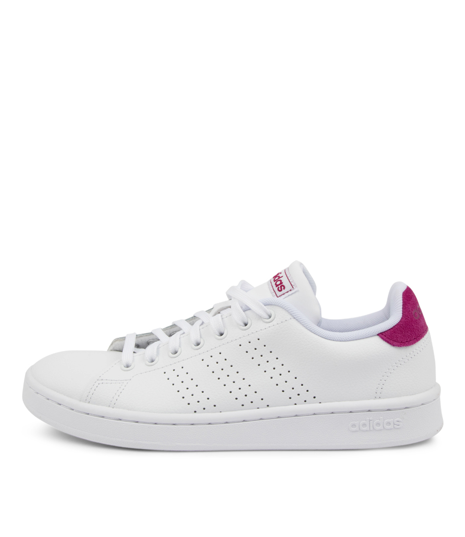 Buy Adidas Advantage W White White Berry Sneakers online with free shipping