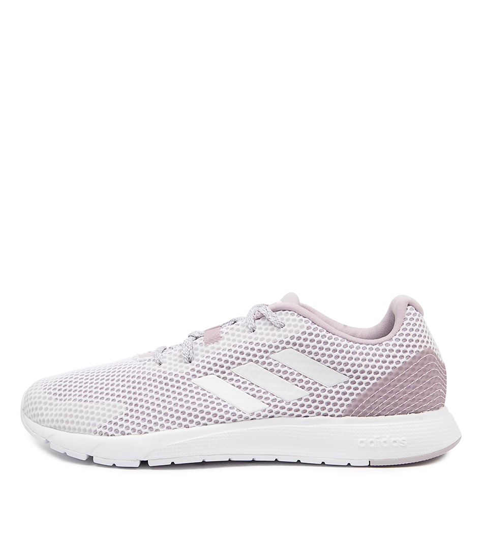 Buy Adidas Sooraj Ad White White Mauve Active Sneakers online with free shipping