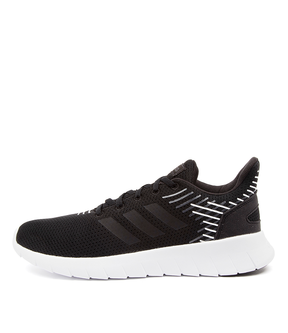 Buy Adidas Asweerun W Ad Black Gre Sneakers online with free shipping