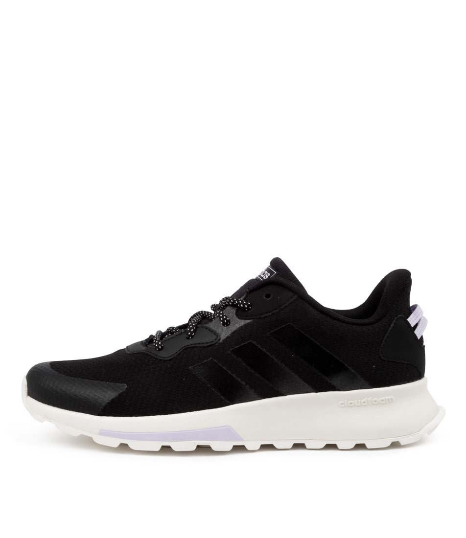 Buy Adidas Quesa Trail X W Ad Black Pur Sneakers online with free shipping