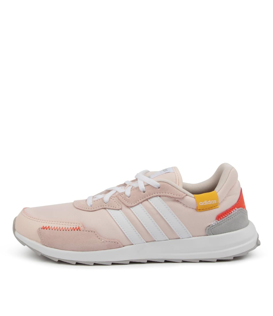 Buy Adidas Retrorun W Ad Pink White Red Sneakers online with free shipping