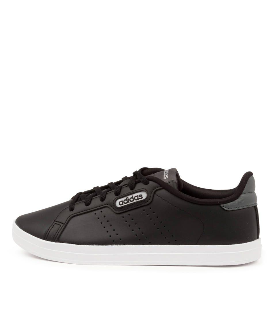 Buy Adidas Courtpoint Base W Ad Black Black Grey Sneakers online with free shipping