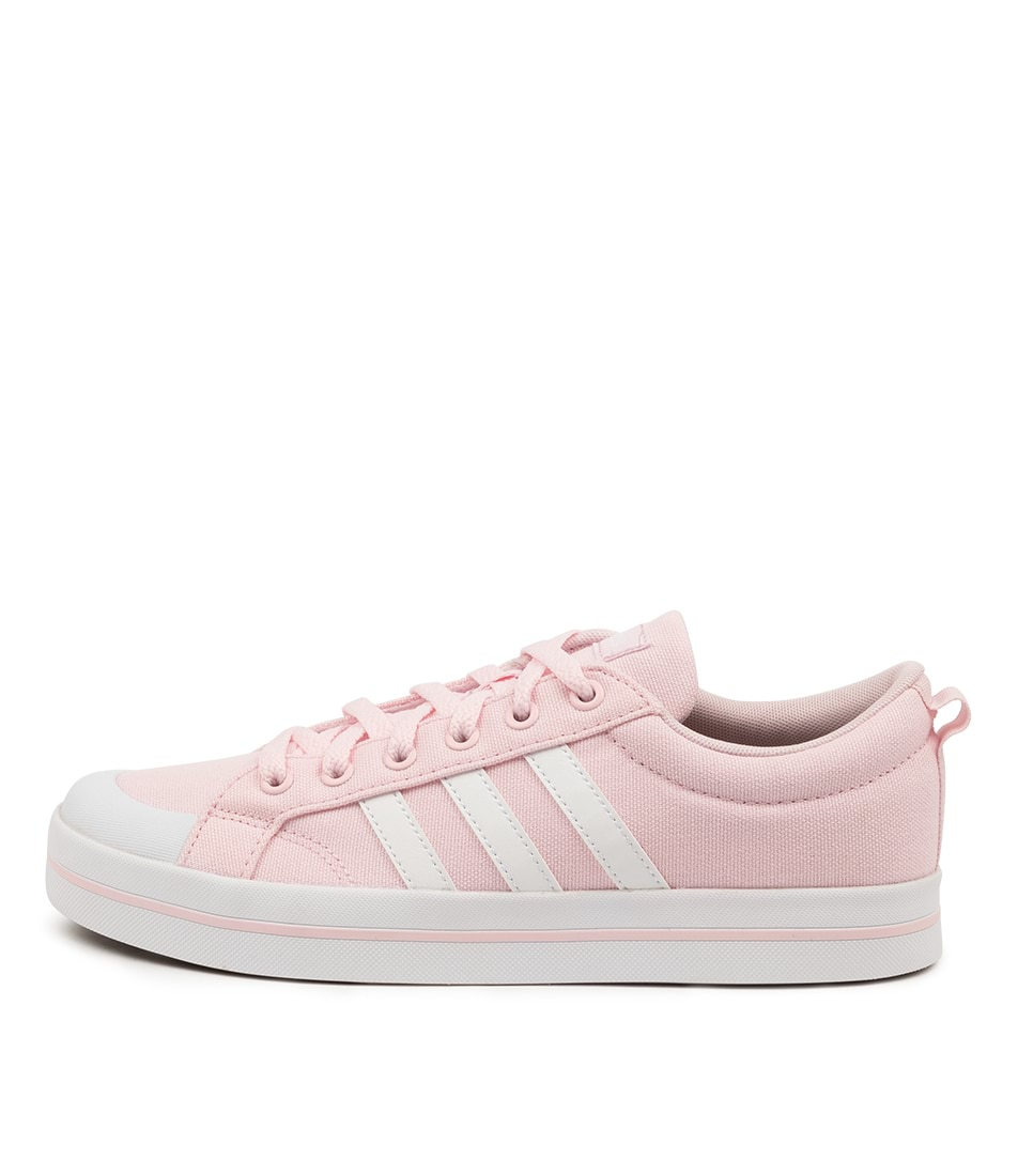 Buy Adidas Bravada W Ad Clr Pink White Grey Sneakers online with free shipping