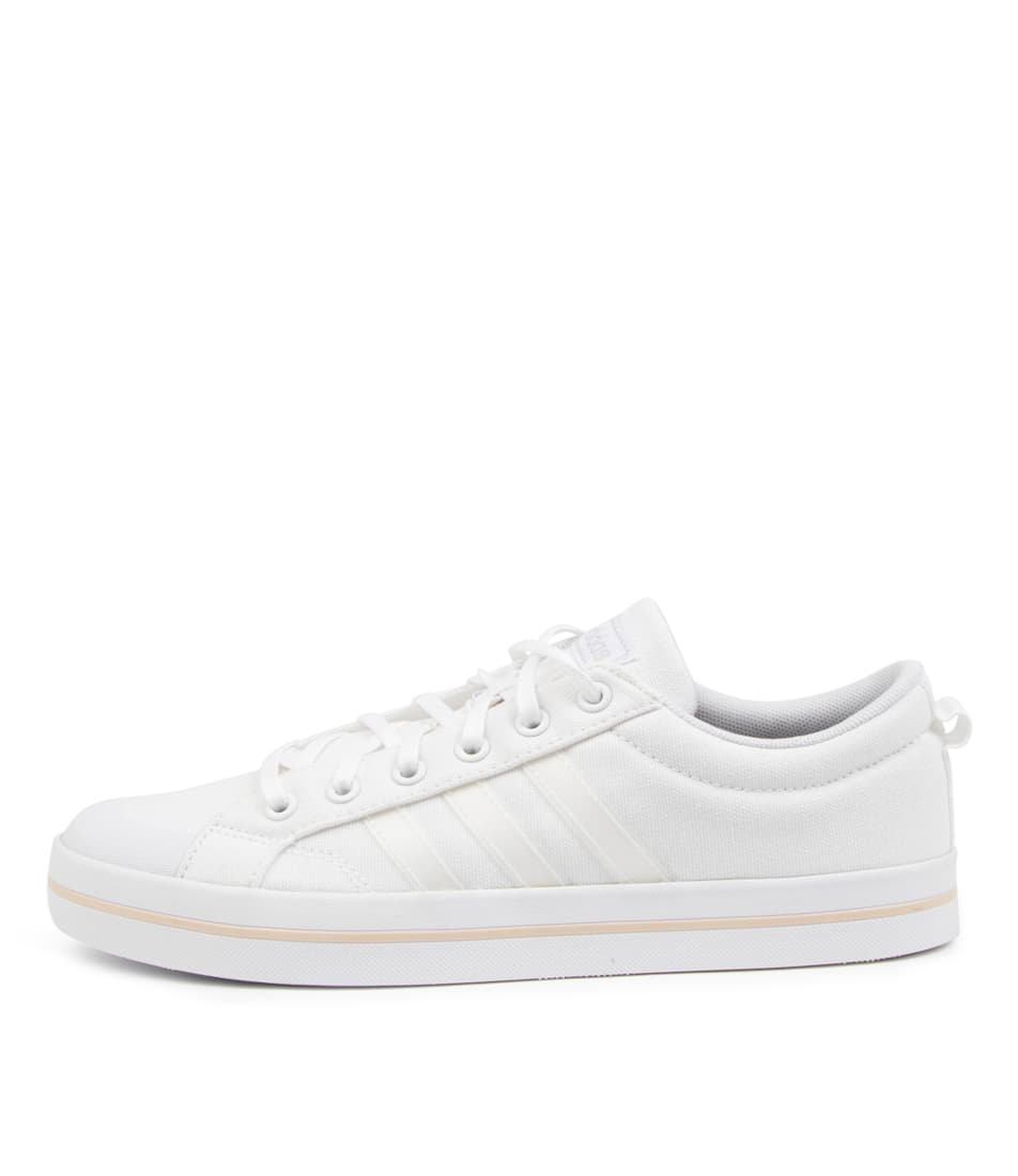 Buy Adidas Bravada W Ad White Ivory Grey Sneakers online with free shipping
