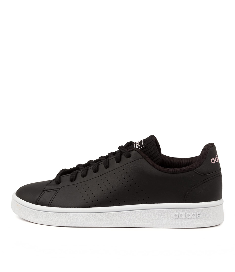 Buy Adidas Advantage Base W Ad Black Clr Pink White Sneakers online with free shipping