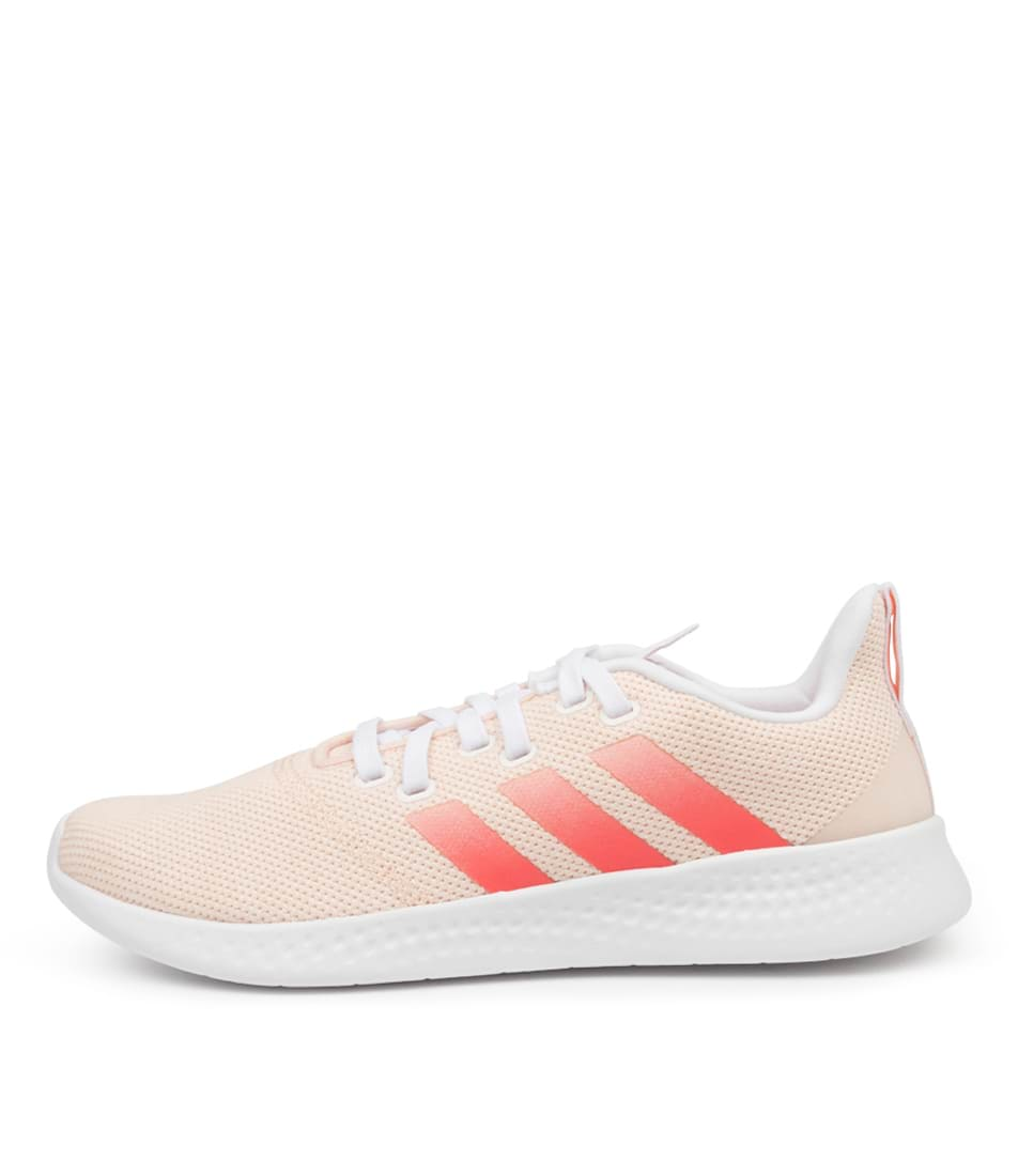 Buy Adidas Puremotion W Ad White Pink Sneakers online with free shipping