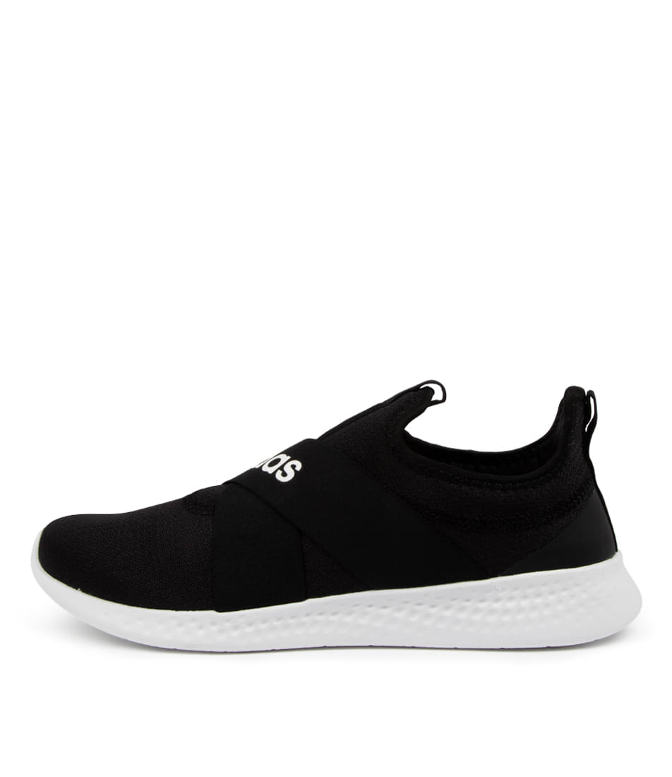 Buy Adidas Puremotion Adapt W Ad Black White Grey Sneakers online with free shipping