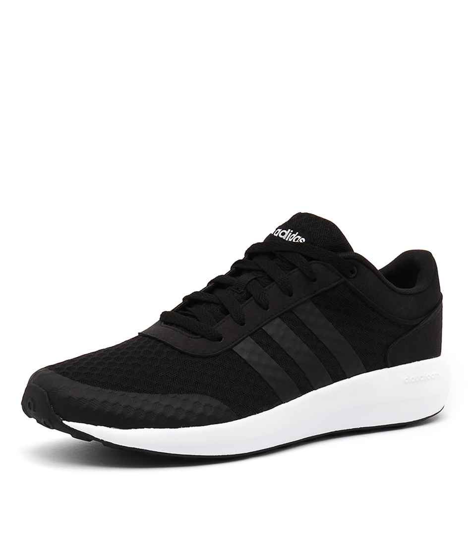 adidas all black mens shoes