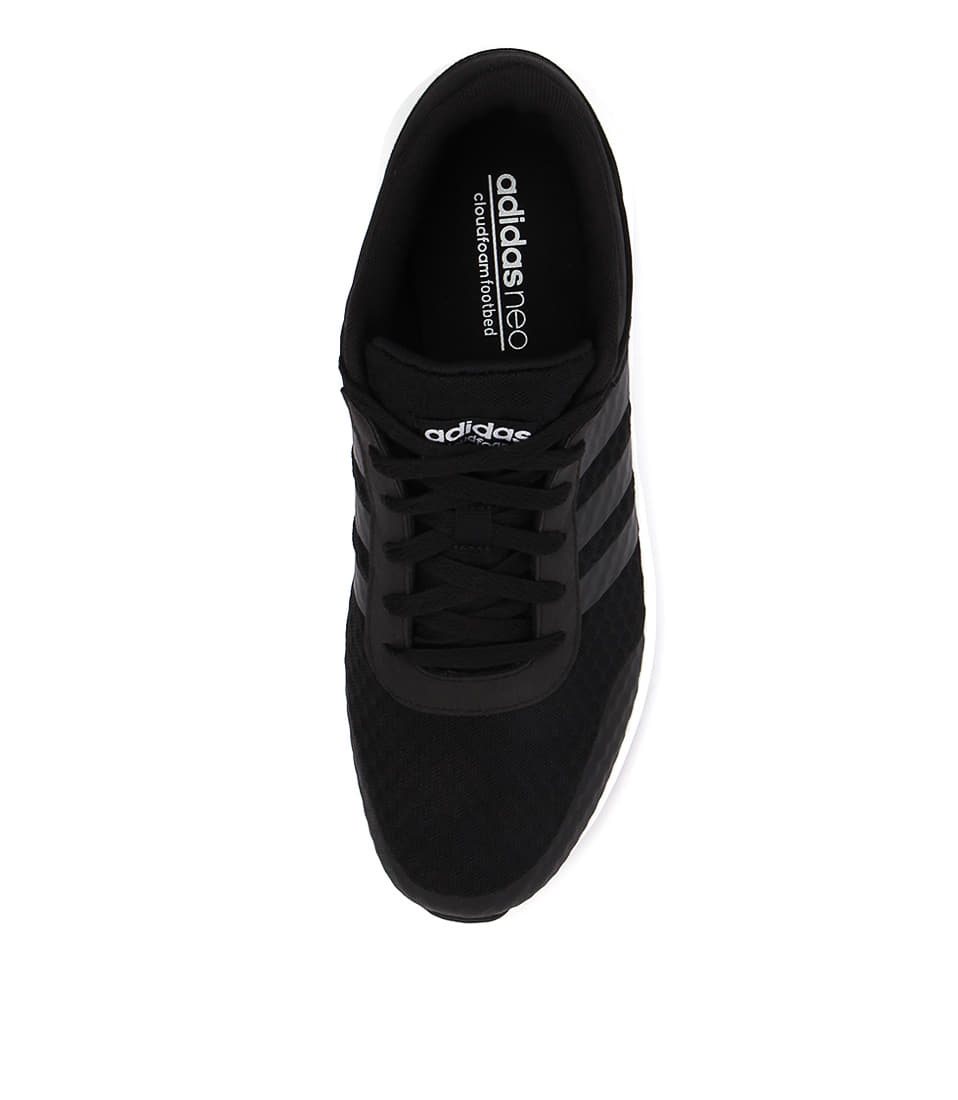 adidas neo cloudfoam mens black