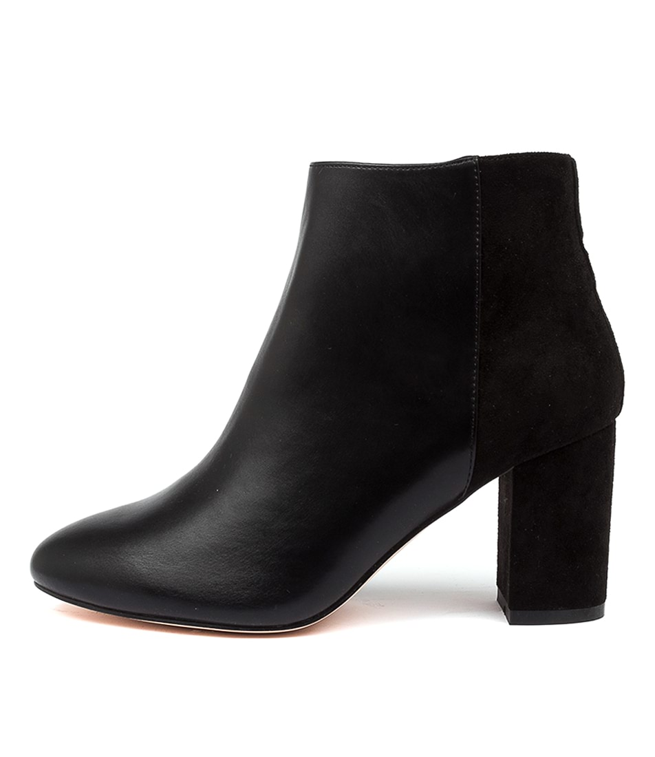 Buy A:List Moss Ai Black Ankle Boots online with free shipping