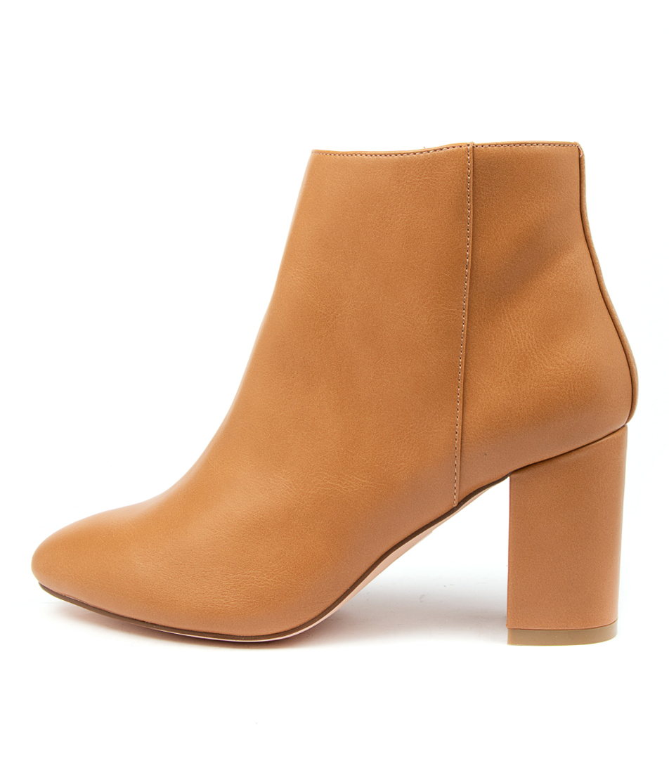 Buy A:List Moss Ai Tan Ankle Boots online with free shipping