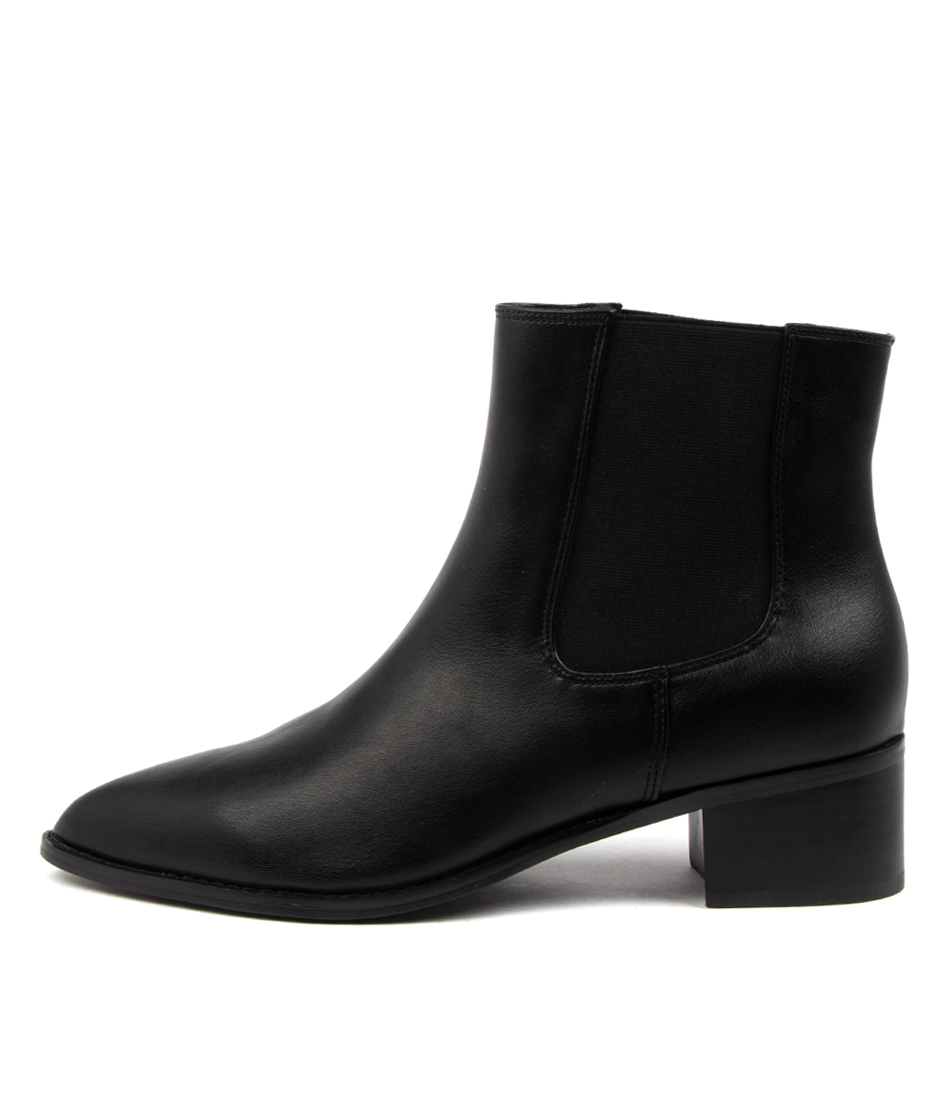Buy A:List Lori Ai Black Ankle Boots online with free shipping