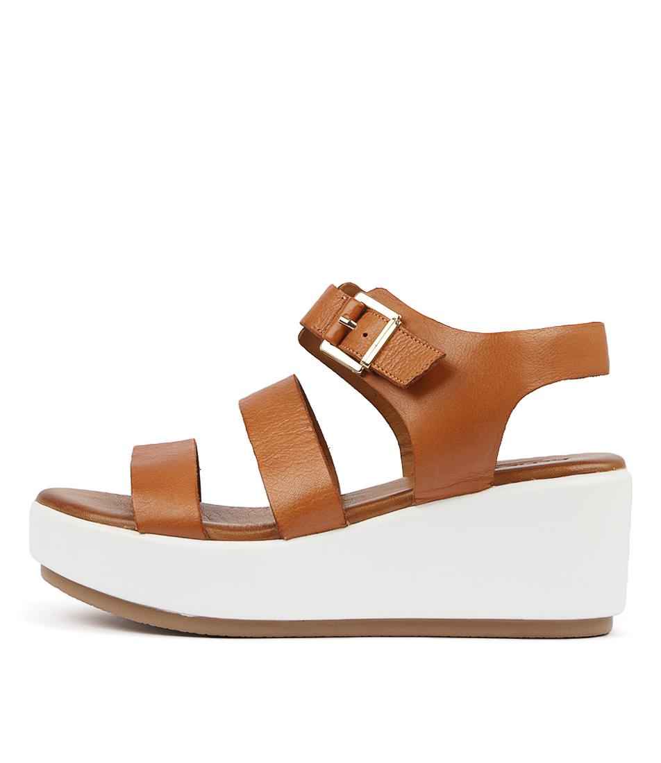 Alfie & Evie Jacey Al Coconut Sandals
