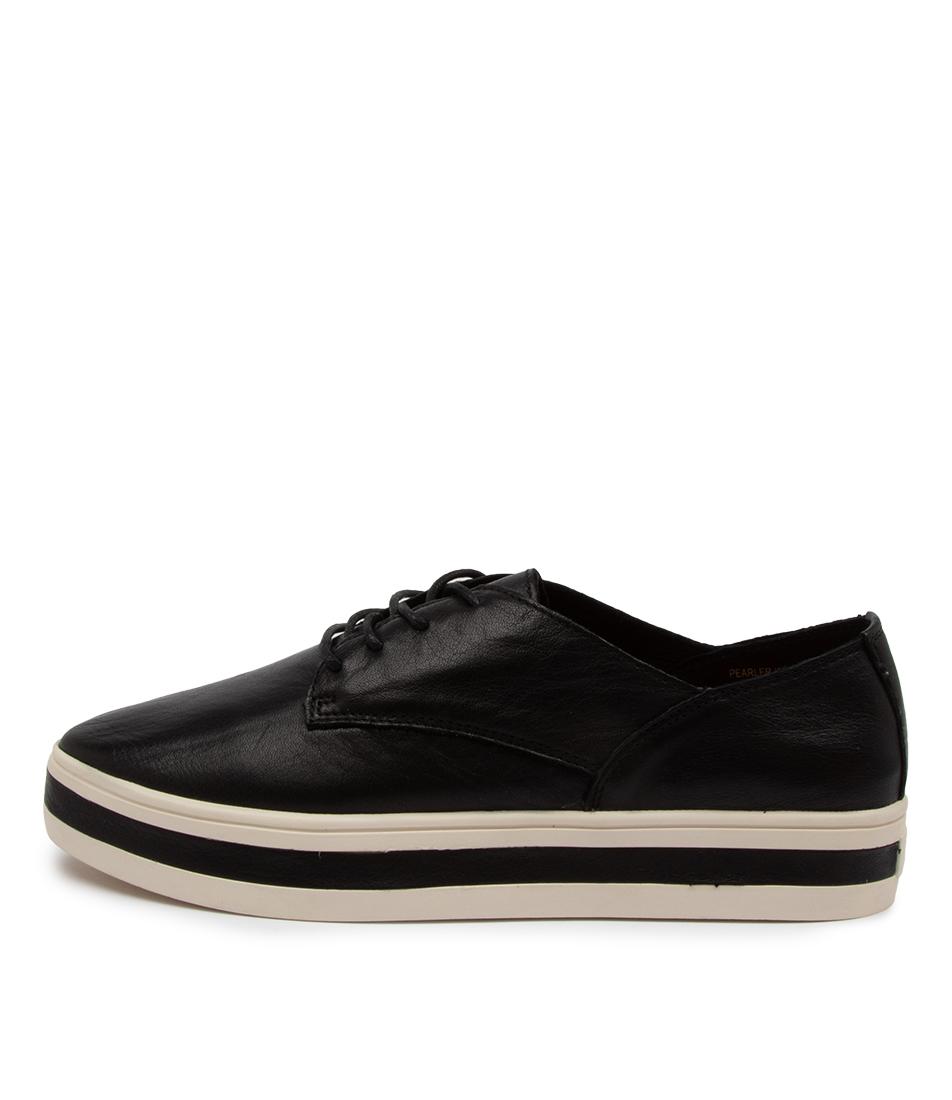 Buy Alfie & Evie Pearler Al Black Sneakers online with free shipping
